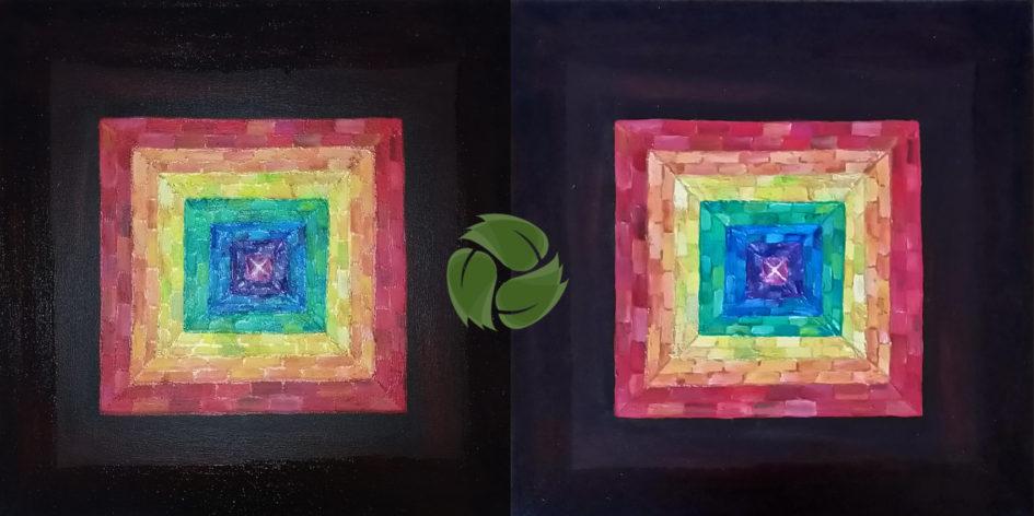 Mandala, Kunst, Malen, Seelenbild, Meditation, Spiritualität, Bewusstsein, Karma, energetische Reinigung, Reinkarnationstherapie